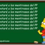 No votaré a los mentirosos del PP. #L6Npizarrarallo http://t.co/na2VfSPMqB