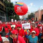 (FOTOS) Venezolanos marchan en defensa de la dignidad nacional #28FMarchaPorLaPatria http://t.co/9lJdk2Rtzk
