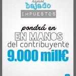 Ahora podemos bajar los impuestos @pablocasado_ #L6Npizarrarallo http://t.co/5ogyUW7RBT