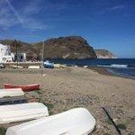 Almería, Playa de las negras!!! Maravilla del mundo... Un AVE para Almería ya! Que podamos disfrutarla más a menudo http://t.co/5KdBHJZUwt