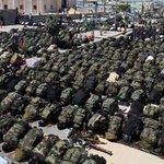 أبناء #حماس جباههم لا تسجد إلا خشوعا لله، وهي شامخة في عنان السماء بكرامة الجهاد. #حماس_مقاومة #حماس_منا_ونحن_منها http://t.co/9w9Mt8DbzO