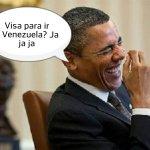"""""""@ManuelSuarezQ: Primeras reacciones del Presidente Obama ante el anuncio de visa para los estadounidenses http://t.co/FDyuOx2GLK"""""""""""