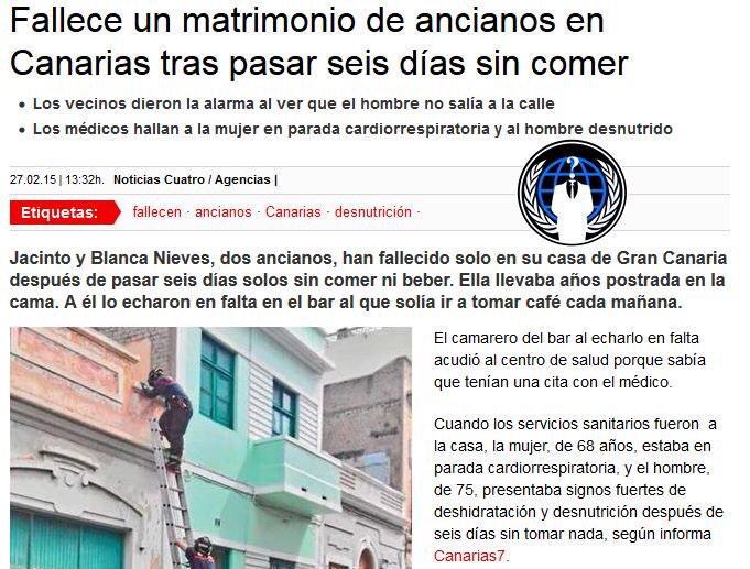 España muere de inanición http://t.co/nVwLaG6irA  http://t.co/RFLo3WTEL4  http://t.co/3vSDahOCnc