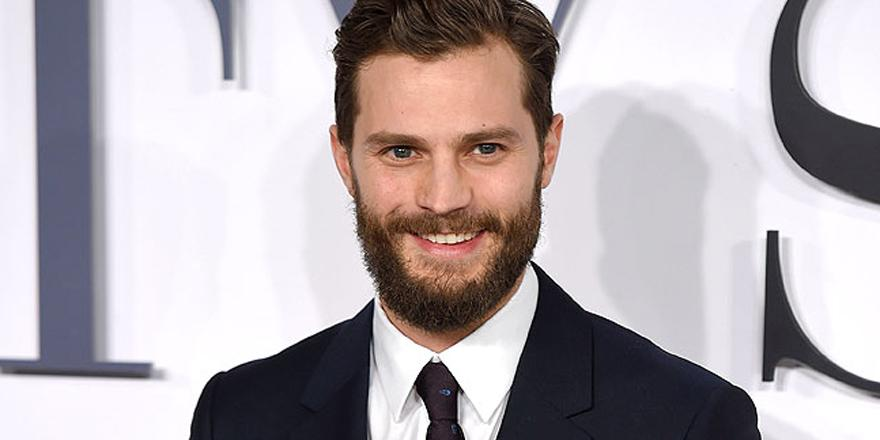 Jamie Dornan talks about ravishing someone in this clip, which is reason enough to watch