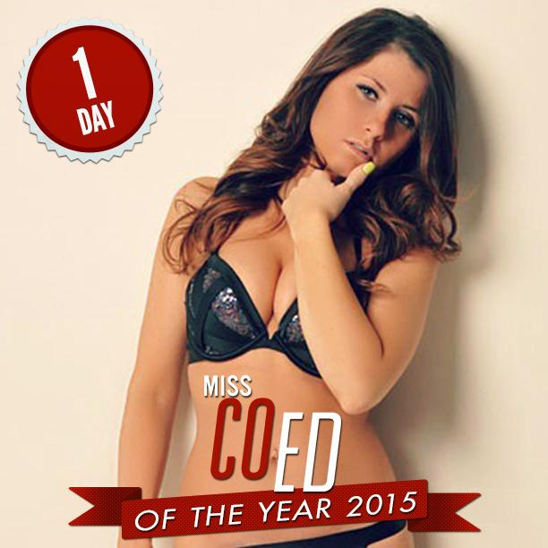 #MissCOED2015 is revealed tomorrow! Check out finalist @CWilliams114... http://t.co/LtI0sy97JE http://t.co/qdNKiX5yPw