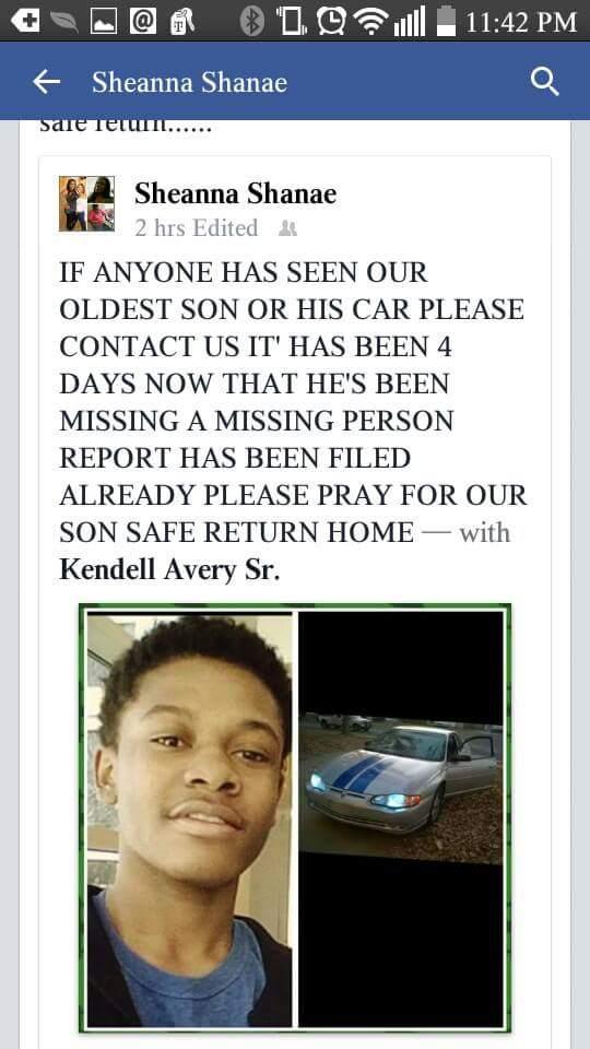 #AmberAlert #MissingKid #SomebodySon http://t.co/AaR8yoX08P