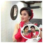 Kannada actor @actressharshika prepares for @DancingStarShow on @etvkannada
