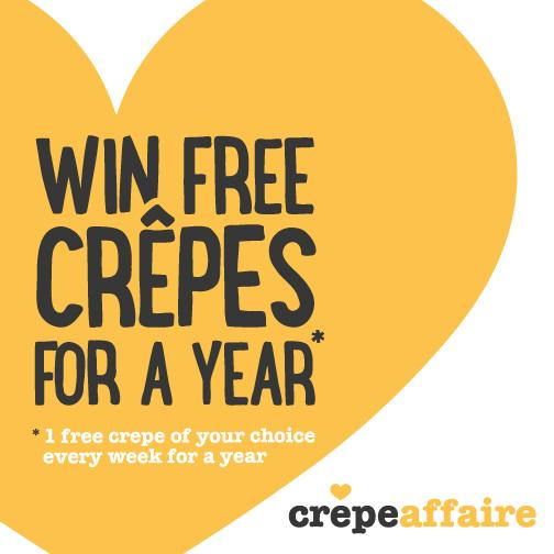 It's Pancake Day! Follow & RT for a chance to win crepes for A YEAR @crepeaffaire T&C apply http://t.co/oCTmrqOvvb http://t.co/wZVrYsOP9s