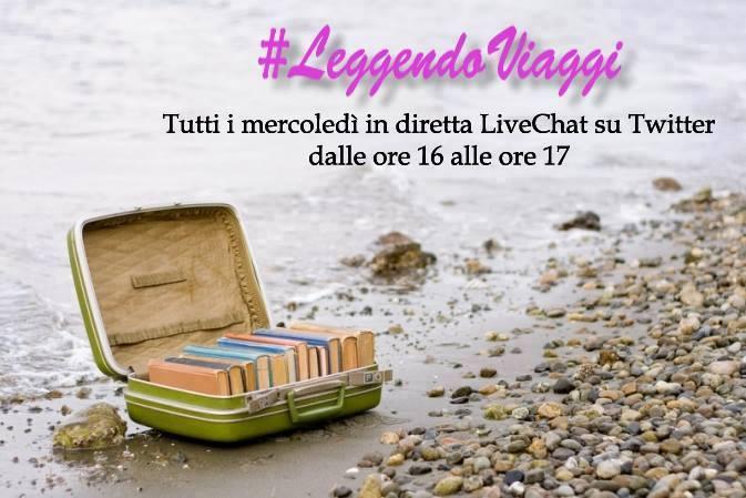 Domani alle 16 torna la #tweetchat #legegndoviaggi di @trippando. Parleremo di SUD insieme a @AsteriskEditore! http://t.co/TzZf3dUe6m