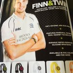 RT @bioflowsport: Finn & Twin @finnysteve ... Our latest ad in @cricketworldcup official tournament guide http://t.co/bPbI7p1CBW http://t.c…
