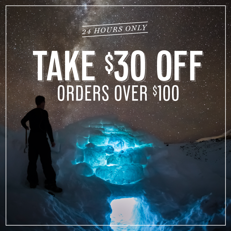 Take an EXTRA $30 off a HUGE collection today! RT for a chance to win Clymb credit. http://t.co/ZOt3LGI9NQ http://t.co/e5PtnFKCkt