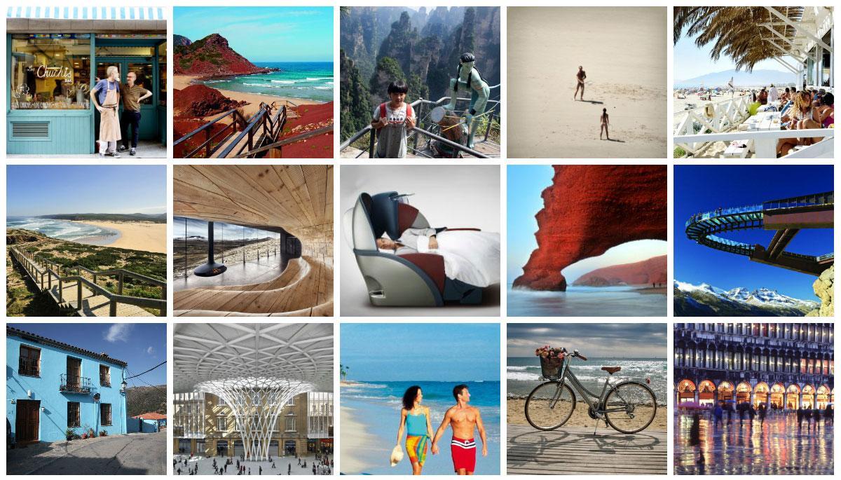 Los 15 reportajes más vistos de El Viajero: 1 Diez playas para flipar 3 Hoteles de verdad, hoteles de folleto 2. → http://t.co/jXc58txHT5