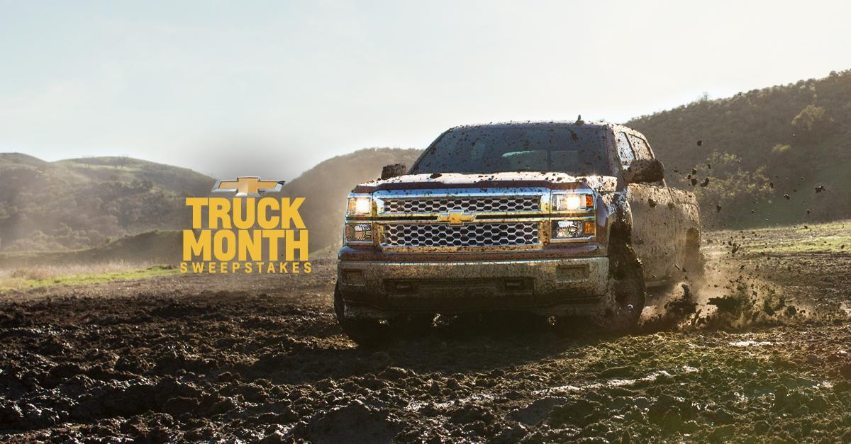 Enter for your chance to win a 3-year lease on a new 2015 #Chevy Silverado! (http://t.co/JF5ui774EQ) http://t.co/fjdbrkRCim