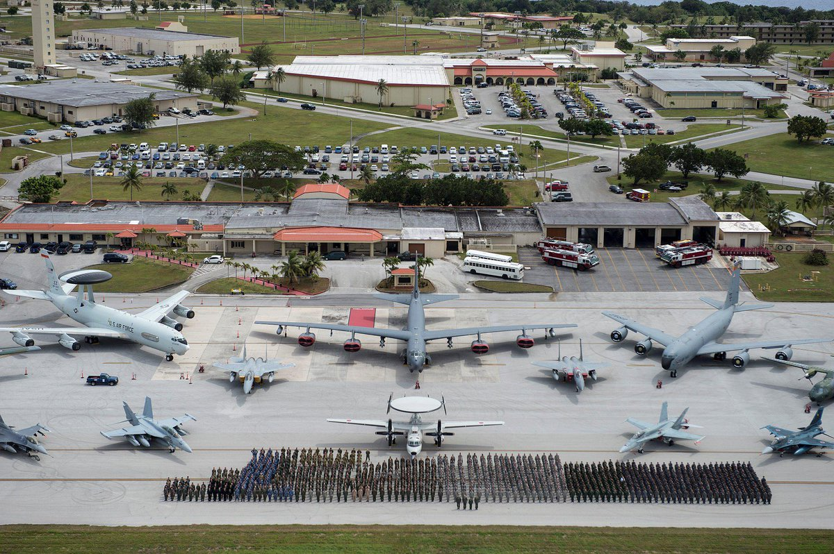 #picoftheday Multilateral exercise #COPENORTH15 begins @USNavy #JASDF @Aus_AirForce #ROKAF @NZAirForce #PhilippineAF http://t.co/H6uxDhXcoi