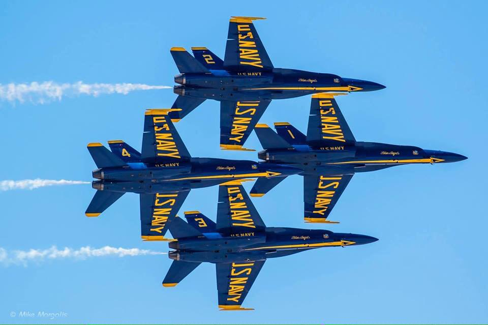 "Lookin Good Boys!! ""@mattsuyderhoud: @BlueAngels @BlueAngelThree @BlueAngelFour @warparty87 #ButStillaSoloGuy:-) http://t.co/Er8BLF2xVU"""