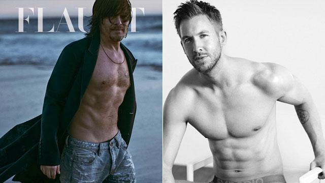 Calvin Harris Shirtless #shirtless showdown! m...