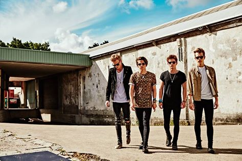.@TheVampsband will play at @LiveattheMarquee, Cork on 18 June.Tix go onsale Sat, 28 Feb at 9.http://t.co/Bfqtf2RxqC http://t.co/uKV9ZoqnMP