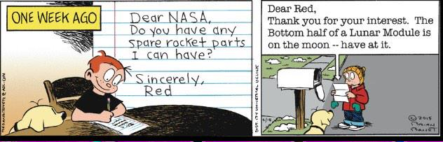 Ha! Great Red and Rover :-) #NASASocial http://t.co/KyCWvaKsqZ