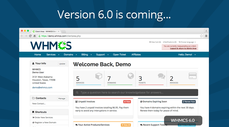 Version 6.0 is coming soon... get ready! http://t.co/gdyD1CY5sv http://t.co/lbqrrBAaPO