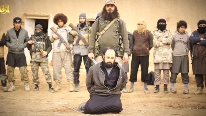 Hands in pocket, arms crossed, shitty afros, and pigeon toed. This is the #Islamic_State. #hellfire http://t.co/C6P5eKm4Cx