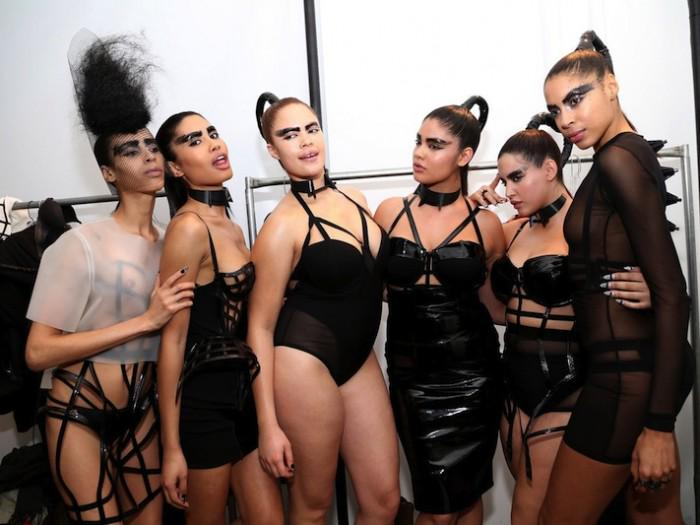 YAS! We are seeing more diversity at #NYFW and we LOVE it: http://t.co/bEMyerZHOx http://t.co/fguRdteQsy