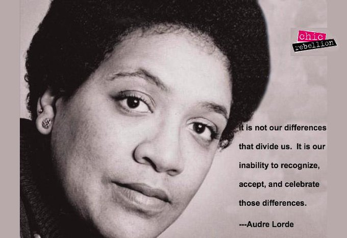 """the theme of racism in the poem coal by audre lorde It was the first time lorde was confronted with racism and her family's reaction to it in her poem """"coal"""", audre lorde more about audre lorde essay."""
