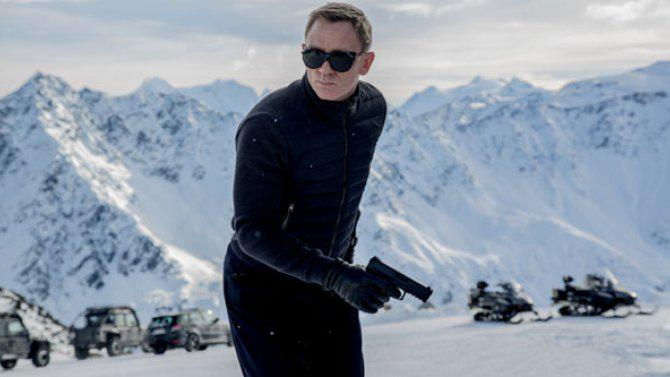 James Bond's latest, SPECTRE, is now filming in Rome. Want to know what they're shooting?