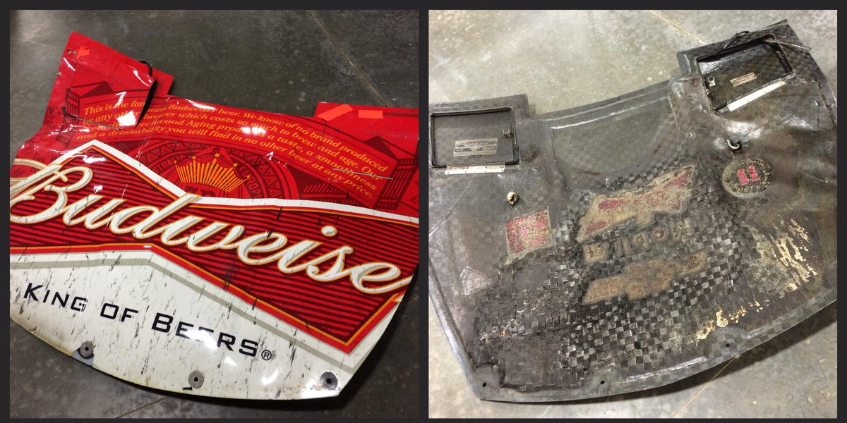 Retweet to win the @Budweiser hood from the 2014 @BMSupdates spring race. 1 winner picked in 4 hrs. #WinItWednesday http://t.co/CbgRhR5tnj