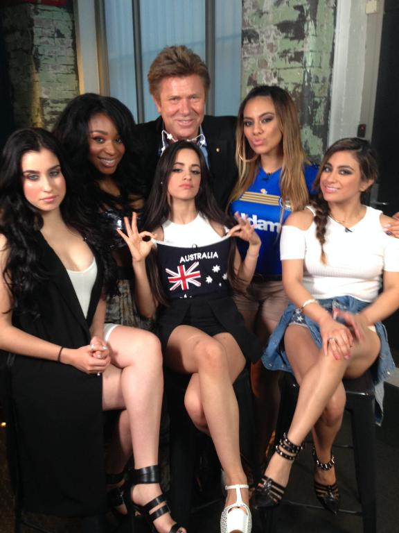 Coming up on @TheTodayShow we talk to the gals from @FifthHarmony #today9 #fifthharmony http://t.co/KSnq3obsF7