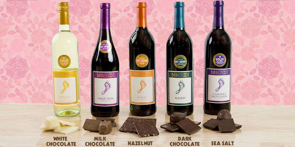 Nothing like bringing these sweet soul mates together for #NationalDrinkWineDay! #wineandchocolate #perfectpairings http://t.co/kw9GIg4qW2