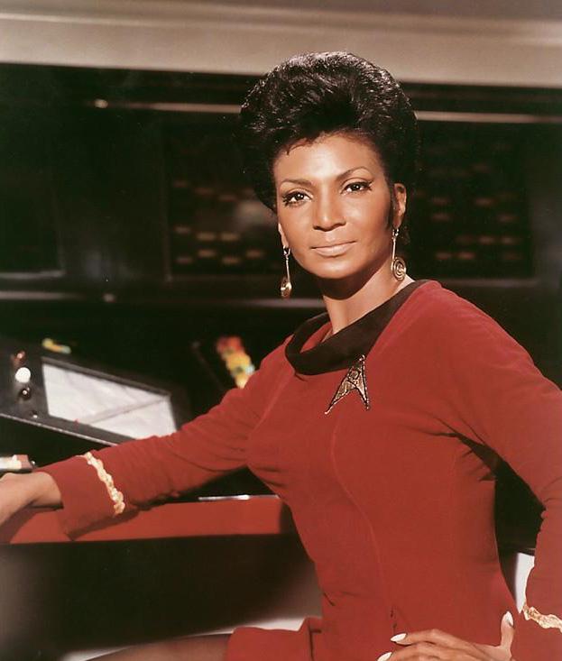 #BHM: #MLK was a Trekkie bc of Lt Uhura! via @OGpenn  http://t.co/3j8RMDutnd http://t.co/DqLfE6eVtf #SciFi #StarTrek #socent ;-)
