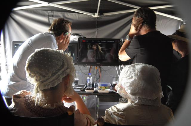 We just started filming a new #PiratesoftheCaribbean in Australia.   Captain Jack is back. http://t.co/X5tKOj7r7z