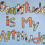 #MondayMotivation: Gratitude is my attitude http://t.co/lbAgw0eIDs