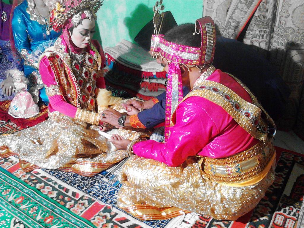 Mawaddah wedding