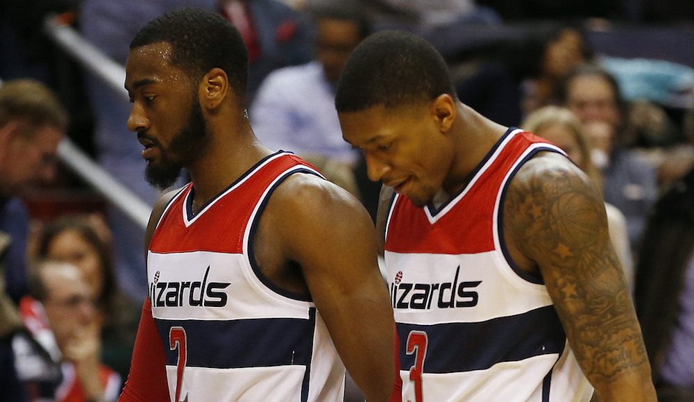 RT @CSNWizards: 'I do not [feel better]. I feel the same': Latest injury news via @JMichaelCSN: WizardsTalk http://…