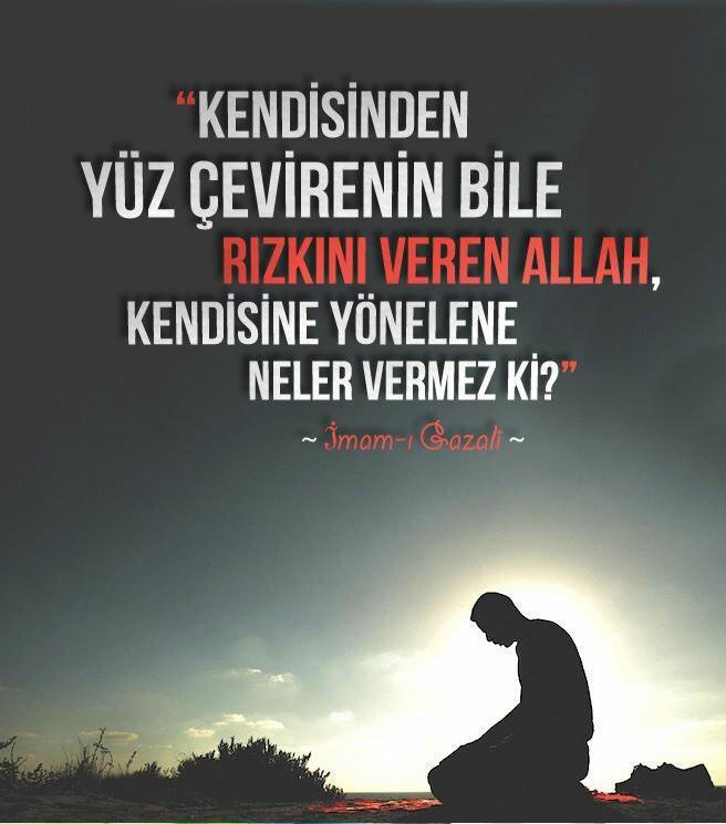 hakanerdinc : Kendisinden Y�z �evirenin Bile Rizkini Veren ALLAH ...