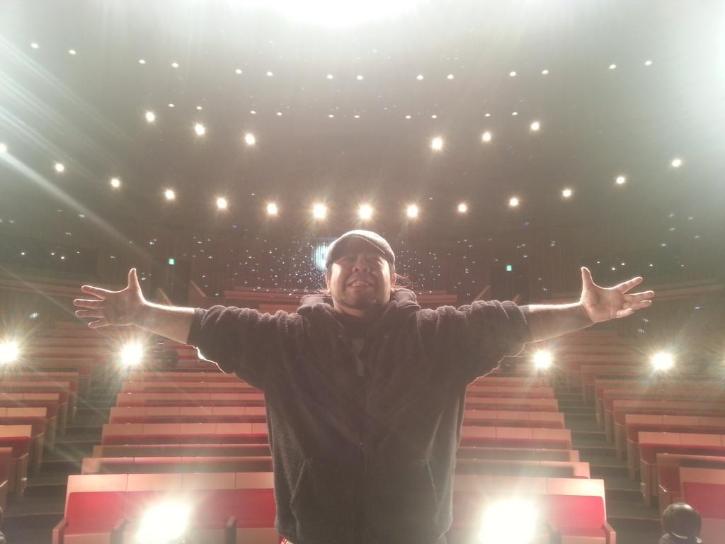 俺が振り付けとかダンスを、教えてるアイドル【ドリームステーション】が明日新宿Renyでワンマンライブ。しかも!!入場無料(1ドリンク代のみ)18:00オープン18:30start。 待ってるぜ! http://t.co/3xKeUBa1Eu
