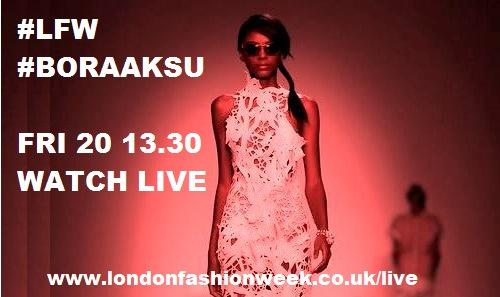 24 hours to go. You can watch our @LondonFashionWk show LIVE tomorrow at 13.30 GMT http://t.co/FP86zVvFGH http://t.co/rBtaiiSZ3Z