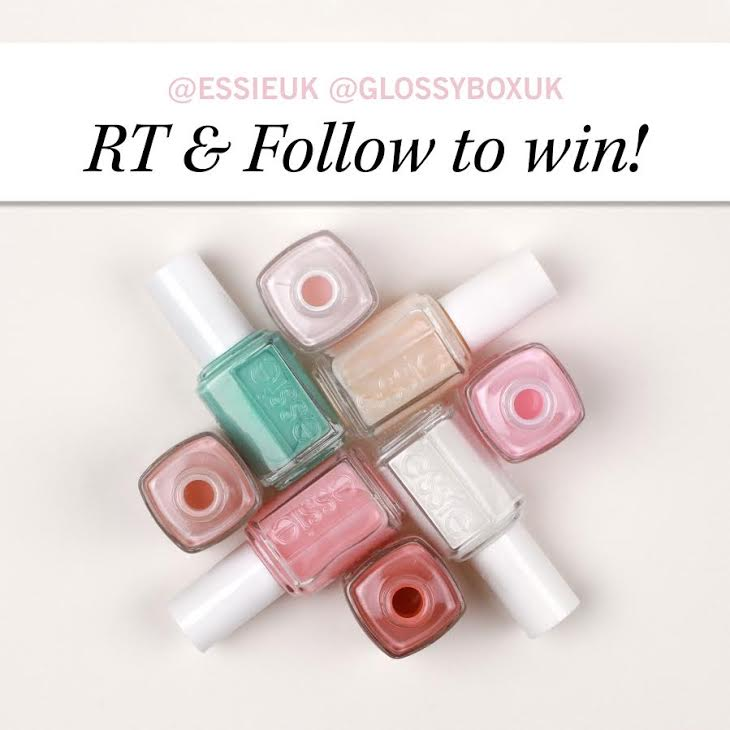 Polish up your style with the chance to #win the top 10 @essieuk shades! Follow & RT to enter http://t.co/na3NGG0RBF http://t.co/AY9ozSPoBW