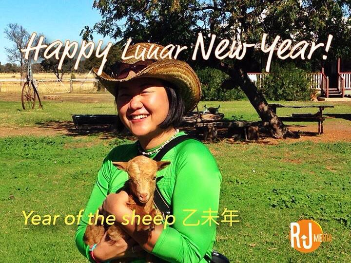 Year of the sheep. Happy new year!! #LunarNewYear http://t.co/oqRBkoXZSD