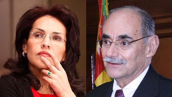 División entre Horacio Serpa y Viviane Morales por adopción homosexual. <a href=