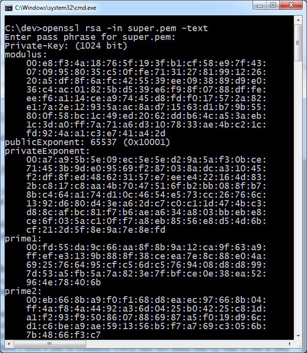 Here is the decrypted SSL certificate required to exploit every Lenovo laptop. http://t.co/lhI3hrWW7N http://t.co/XeW4TRPfLU