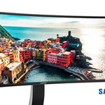 Big. Bold. Stunning. Explore the new curved UHD monitor: http://t.co/09FjOhEXKW