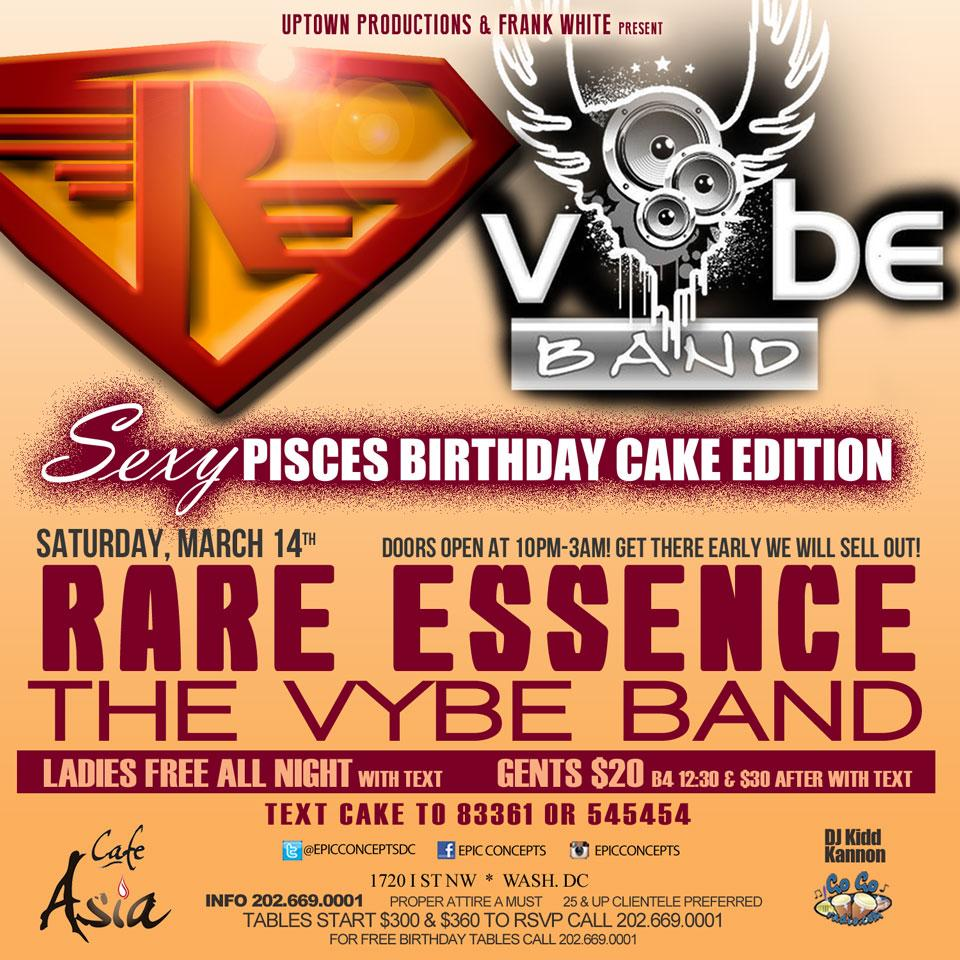 creme of Dc (@cremeDc): Saturday March 14th At @CafeAsiadc: @REWickedestBand & @dcvybe! Ladies Free All Nite! Text Cake To 83361 http://t.co/dHmZAF3V4b