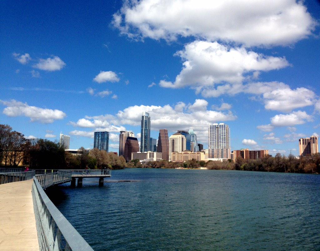 Oh Austin, you're just showing off today. http://t.co/VuFJWiILy5