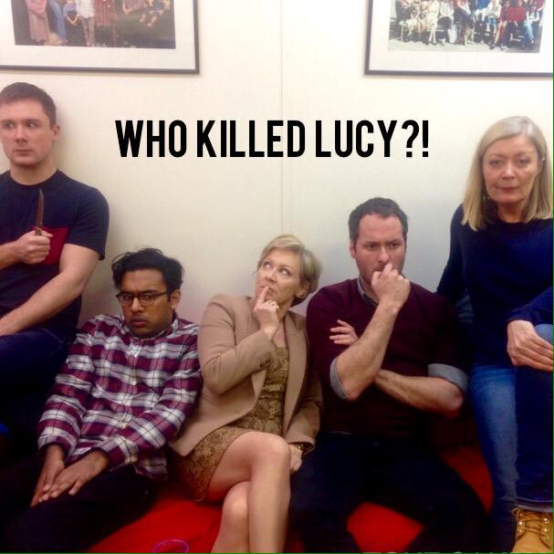 Last minute detective work... Tonight's the NIGHT @bbceastenders #suspecteveryone  #EELive @1danboy @HimeshJPatel http://t.co/O9bJMHJr8C