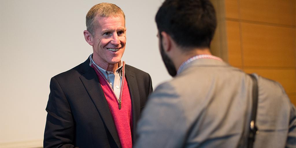 Four ideas on #leadership from @StanMcChrystal: http://t.co/JxTTDV7CrJ http://t.co/FBtKWy4DvP