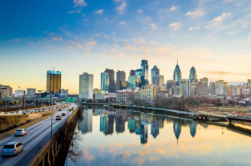 US Airways' starts daily service to Philadelphia on 6/4 until 8/18.