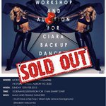 """""""@markopanzic: Is this true @ciara ? 100's of dancers across Australia paid to audition for you in Australia."""