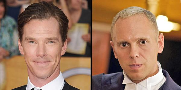 Benedict Cumberbatch's best man was … a TV judge?